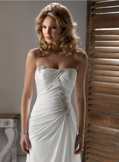 """I am beginning the search for my """"dream wedding gown"""" and I need ..."""